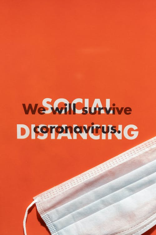 Slogan On Social Distancing