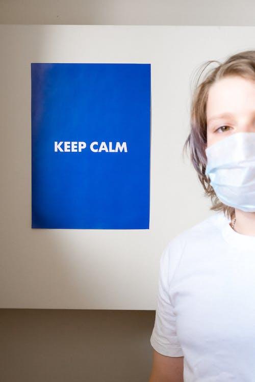Kostenloses Stock Foto zu begrifflich, bildschirm, coronavirus, covid-19