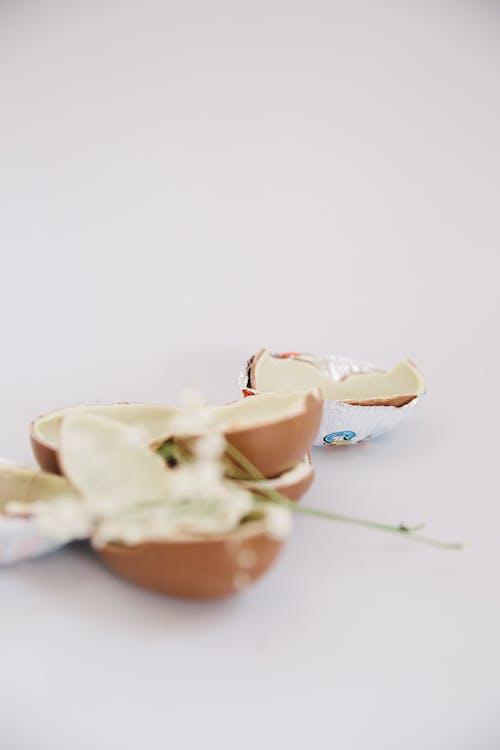 Broken Chocolate Egg