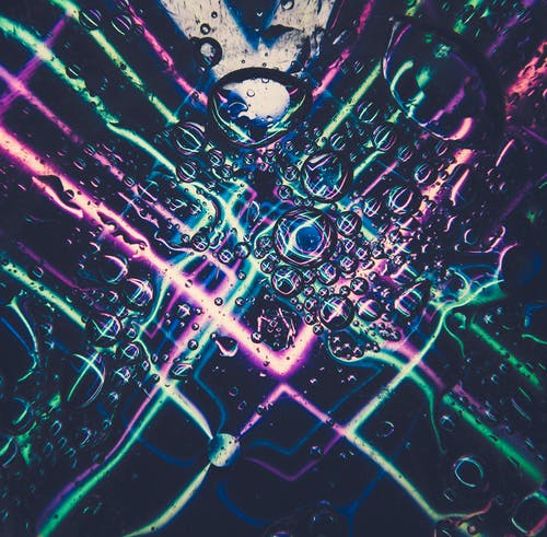Kostenloses Stock Foto zu abstrakt, abstrakte kunst, bunt