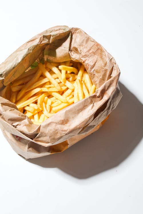 Foto stok gratis digoreng, fast food, fotografi makanan