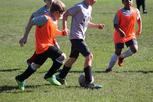 ゲーム, サッカー, 男子の無料の写真素材