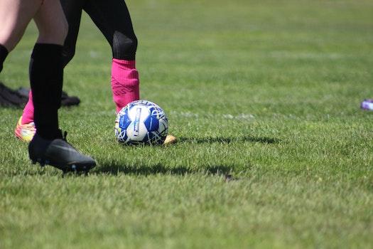 Free stock photo of spring, game, girls, soccer