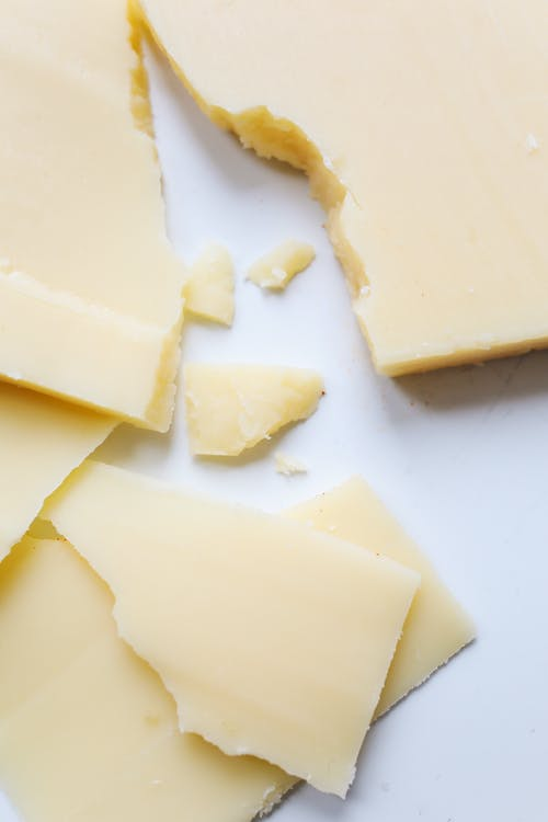Close-Up Photo Of Cheese