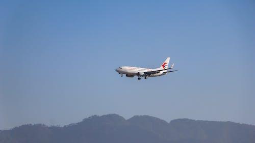 Free stock photo of aeroplane, airplane spotting, airplane wing