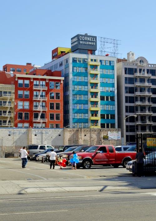 Free stock photo of buildings, california, city, covid19