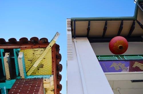 Free stock photo of buildings, california, china, china town