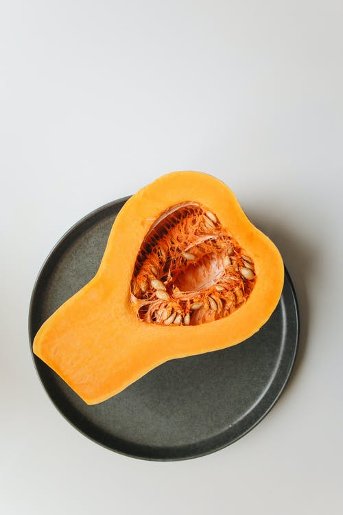 Photo Of Sliced Pumpkin