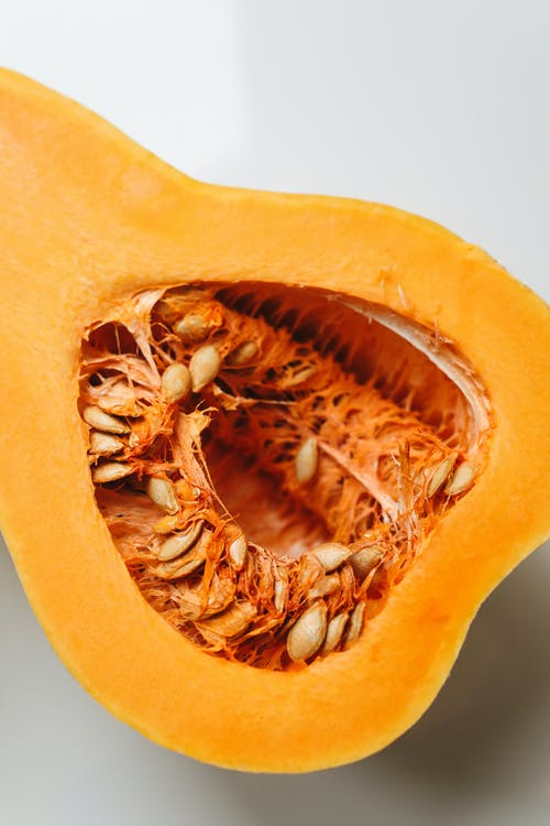 Close-Up Photo Of Squash