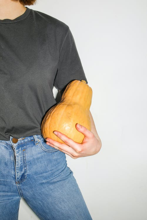 Photo Of Person Carrying Squash
