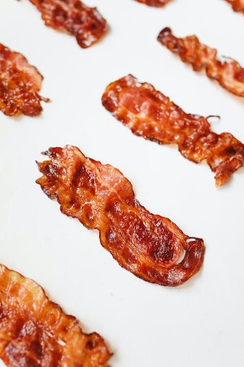 Photos gratuites de aliments, appétissant, bacon, bon vivant