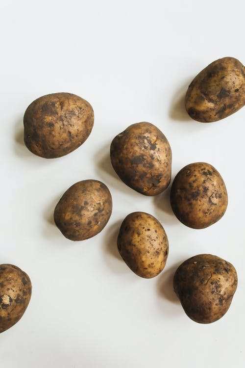 Top Photo Of Potatoes
