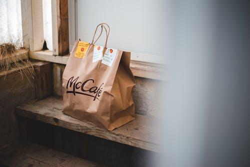 Foto d'estoc gratuïta de bossa de paper, comerç, comercialitzar