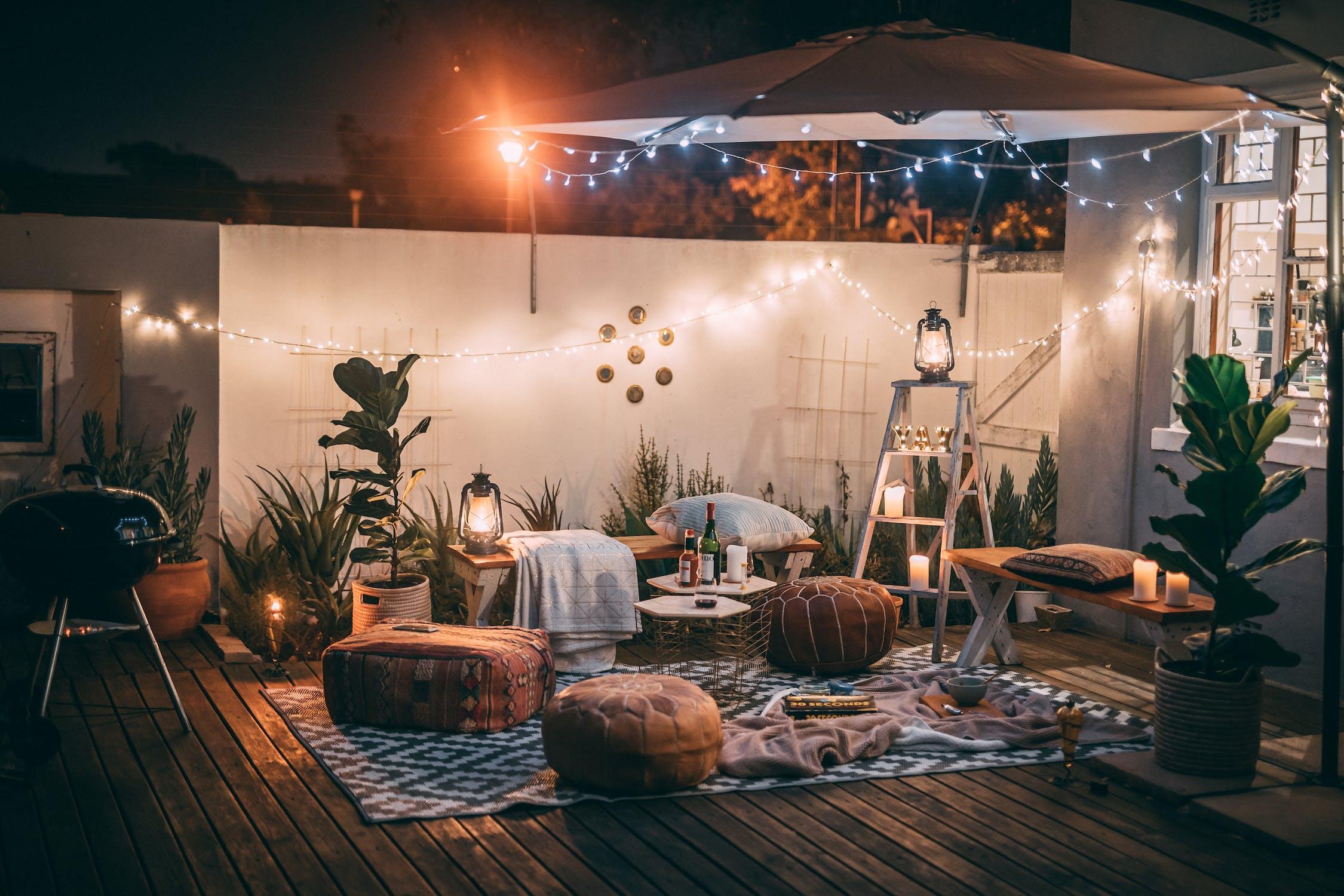 cena romantica a domicilio