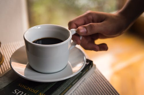 คลังภาพถ่ายฟรี ของ กาแฟดำ, วิถีการดำเนินชีวิต, แก้วกาแฟ