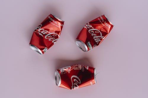 Gratis lagerfoto af brand, close-up, coca cola, Coca-Cola