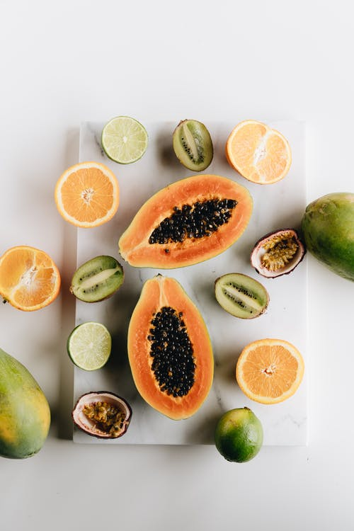 Photo Of Sliced Fruits
