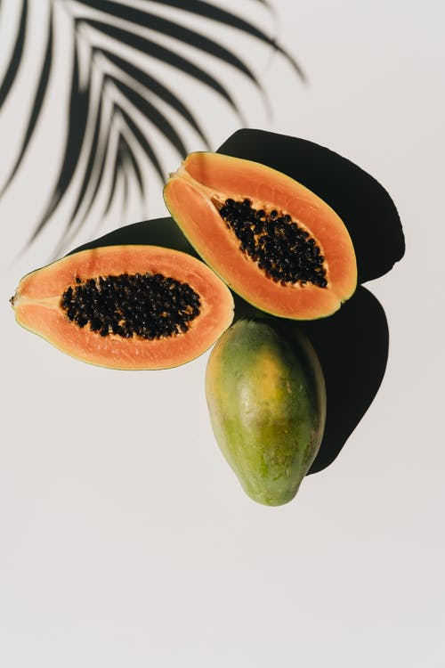 Photo Of Sliced Papaya