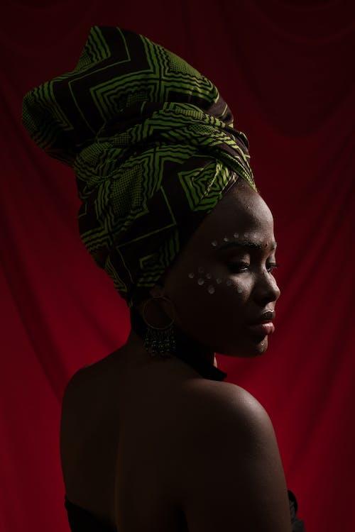 Darmowe zdjęcie z galerii z afroamerykanka, afryka, afrykańska kobieta, afrykański