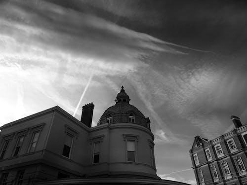 Imagine de stoc gratuită din apus, arhitectură, cer, clădiri