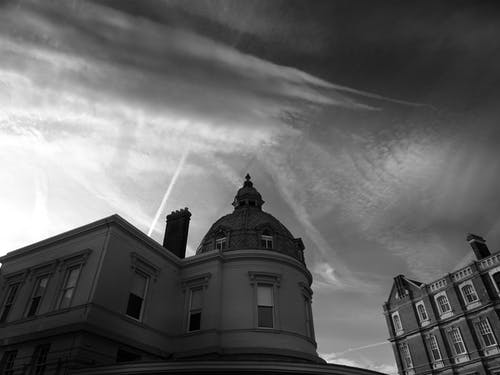 Fotos de stock gratuitas de arquitectura, bóveda, cielo, edificios