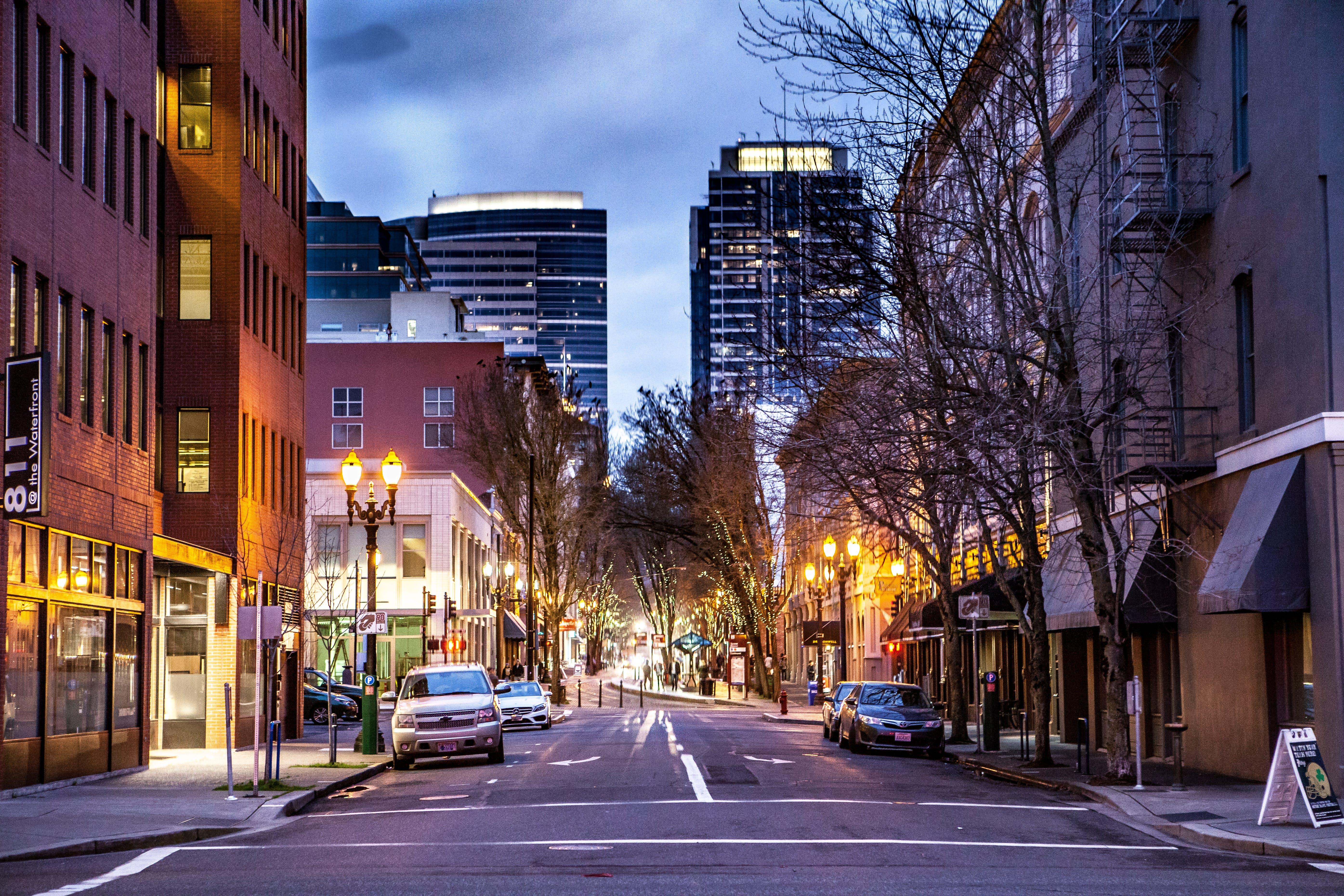 Free stock photo of Portland