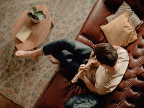 Kostnadsfri bild av bord, ensam hemma, hem