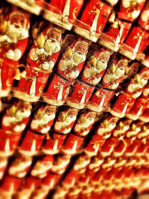 Photos gratuites de chocolat père noël, noël, père noël