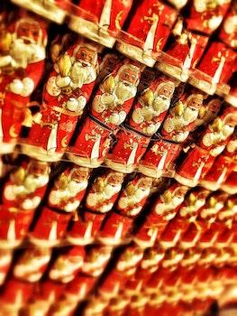 Santa Clous Figuring