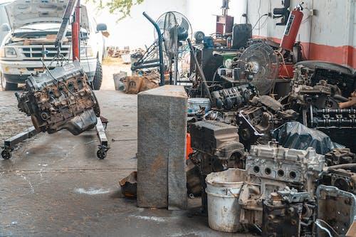 Darmowe zdjęcie z galerii z asortyment, auto, automatyczny, części silnika