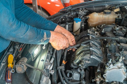 Free stock photo of auto parts, autoparts, aveo, car computer