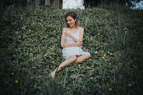 亞洲女人, 亞洲女性, 休閒, 喜悅 的 免費圖庫相片