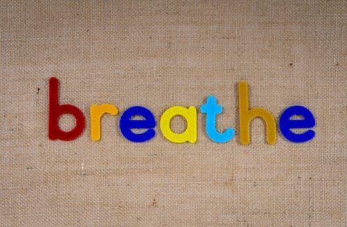 Breathe Message