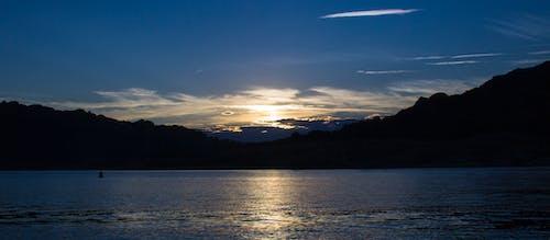 Fotos de stock gratuitas de agua, lago powell, puesta de sol