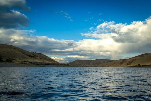 Fotos de stock gratuitas de cielo nublado, depósito de venados creek, paisaje
