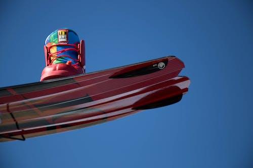 Fotos de stock gratuitas de cielo azul, esquí acuático sobre tabla, wakeboard
