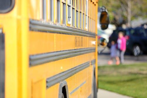 Fotos de stock gratuitas de autobús escolar