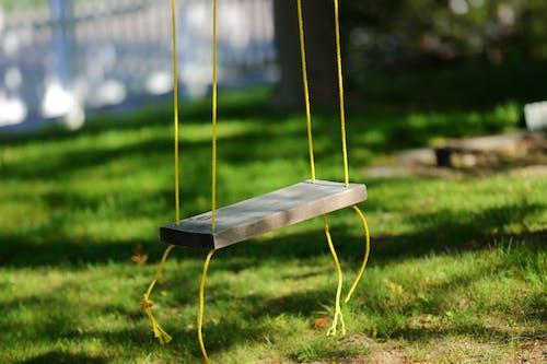 Fotos de stock gratuitas de cuerda columpio