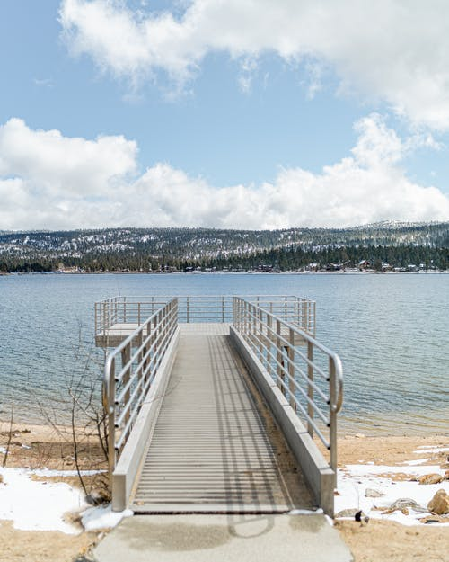 Free stock photo of big bear, big bear lake, cold