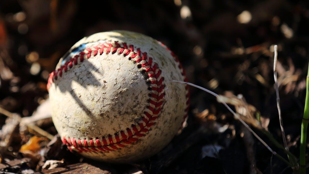 Fotos de stock gratuitas de béisbol, erosionado