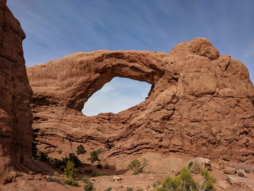 Free stock photo of arches, arches national park, national park, natural rock formation