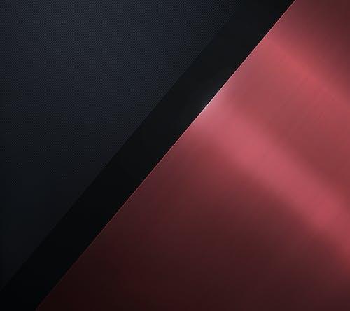 Free stock photo of flat, metallic, red