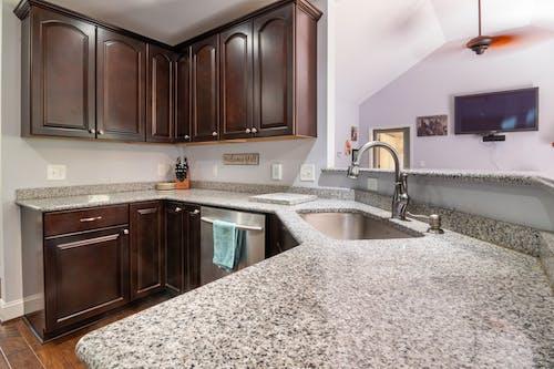 A Modern Kitchen Interior