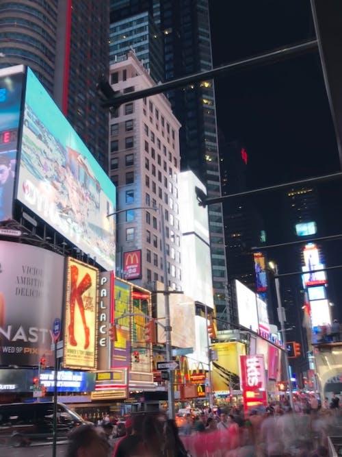 Free stock photo of city, manhattan, new york