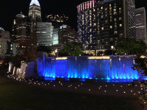 Free stock photo of big city, charlotte, city