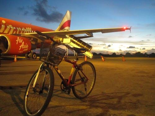 Free stock photo of aeroplane, airfield, airport