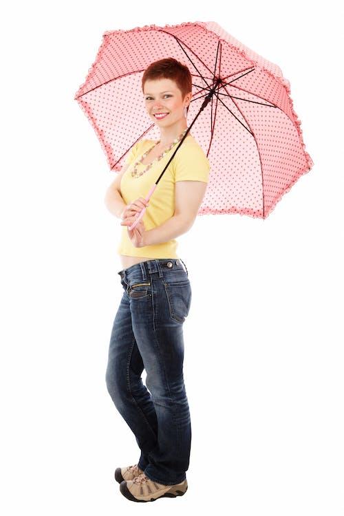 Ingyenes stockfotó áll, álló, divat, esernyő témában