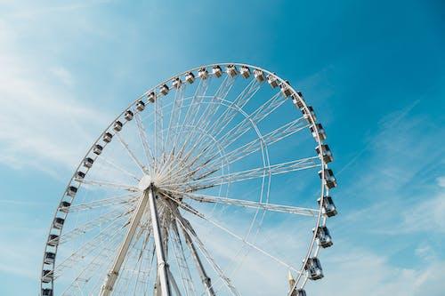 Imagine de stoc gratuită din agrement, carnaval, cer, cer albastru