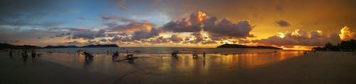 Fotos de stock gratuitas de insel, Malasia, puesta de sol
