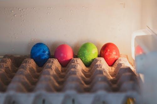Бесплатное стоковое фото с веселье, весна, голубой, декор